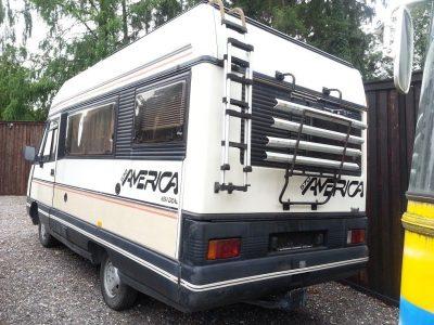 Wohnmobil VOLLINTEGRIERT ARCA America