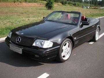 EXTREM seltener Mercedes SL R129 WELTWEIT nur 10 Stück Produziert