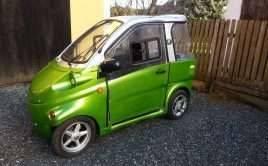 Eco Hoper l Nagelneues Elektrofahrzeug Führerscheinfrei mit Toller Ausstattung ( Lagerfahrzeug )