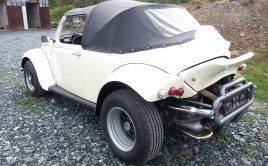 Baja Bug California VW Käfer Cabrio Alles Typisiert TOP Zustand