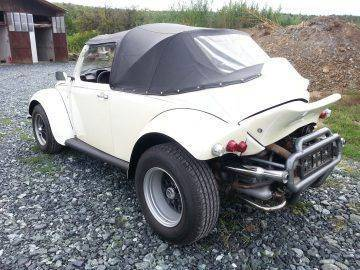 Baja Bug California VW Käfer Cabrio Alles Typisiert TOP Zustand