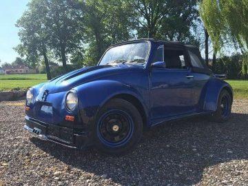 Extremer VW Käfer Cabrio Umbau alles Typisiert …
