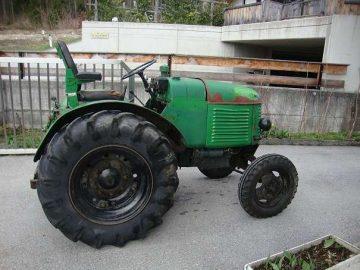 Steyr Traktor T180 Kurzschnauzer 1948 OHNE Frostschaden