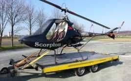 Hubschrauber Scorpion N-2