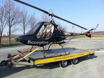 Hubschrauber Scorpion N-2 Top Angebot