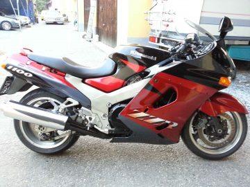Kawasaki ZXT 10D in neuwertig TOP Zustand
