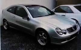 VERMITTLUNG !!! Mercedes CL Coupe sehr schöner Zustand … Mercedes-Benz CL 220 220CDI Sportcoupe CL203 Vollausstattung