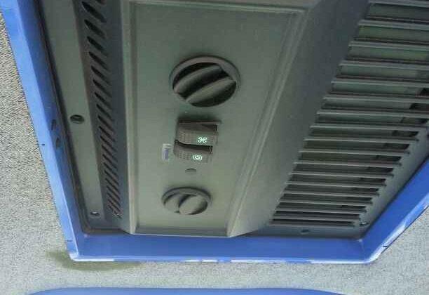 ALLRAD MÄHER ISEKI SF333 mit Klimaanlage