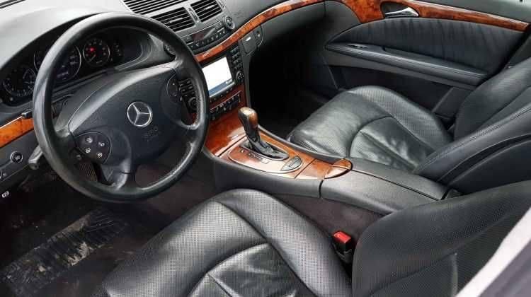 *** RARITÄT 500er V8 Mercedes W211 Kombi Allrad absolute Vollausstattung ***