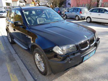 Extrem schöner BMW X3 Special mit Panorama