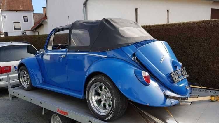 *** Einfach nur extrem Geiler VW Käfer Cabrio 1966 alles Typisiert Sportfahrwerk Tiefer Breiter lauter schneller … ***