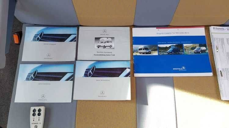 Mercedes Benz James Cook Westfalia Automatik 316 CDI 2004 nur 140tkm … mit Klimaanlage