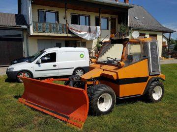 Bergtrac Mähtrac Bergtraktor Metrac
