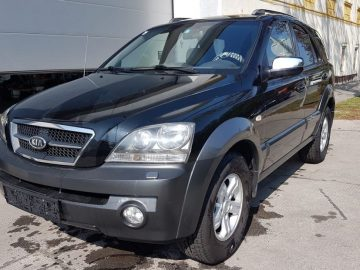 KIA Sorento CRDI/EX/AT/Executive 2,5 SUV / Geländewagen