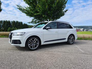 Audi Q7 3,0 TDI ultra quattro Tiptronic *7-Sitzer* SUV / Geländewagen